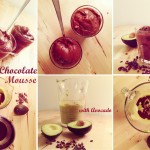 Raw Chocolate Mousse with Avocado
