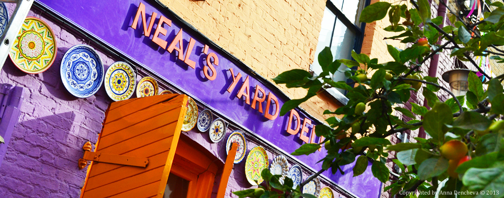 Welcome to Neals Yard