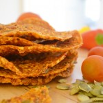 Raw Living Italian Style Pizza Crackers